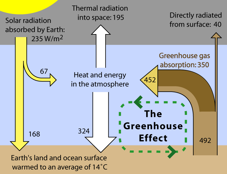 greenhouse effect – Greenhouse Effect Worksheet
