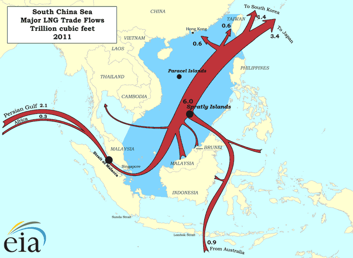 south_china_sea_lng_trade_flows_map